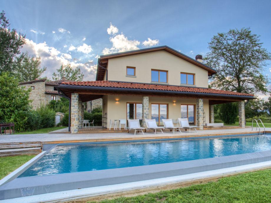 Exklusive Villa im Resort Celli