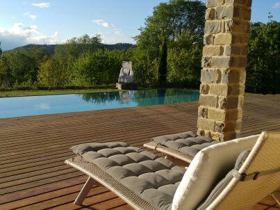 Villa Chimera mit Pool in der Toskana