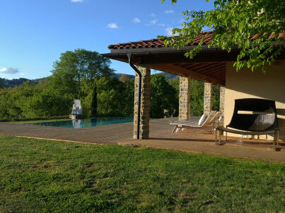 Villa Chimera with pool