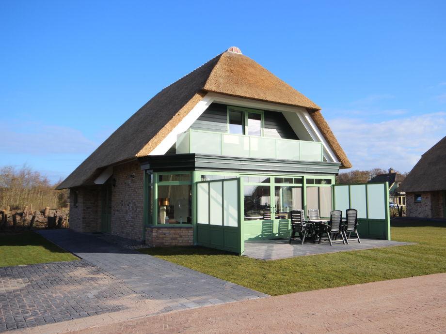 Villa Landleven mit Wintergarten, De Koog, Texel