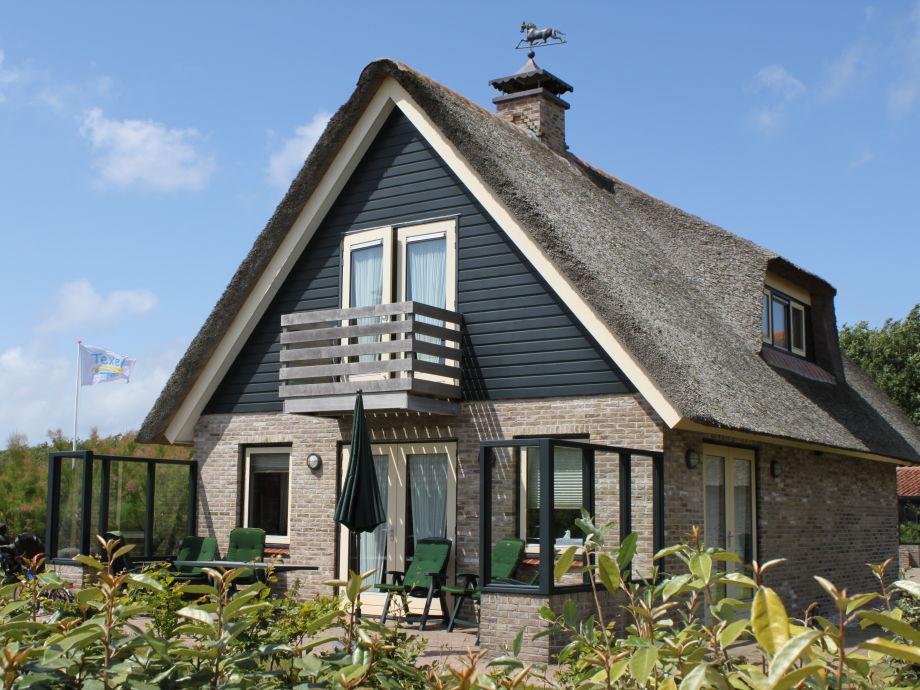 luxury villa Bleekerscoogh on Texel