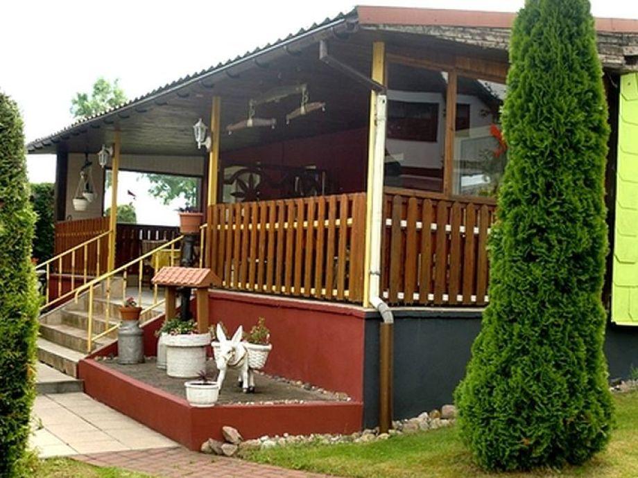 Das Ferienhaus in Göhren-Lebbin