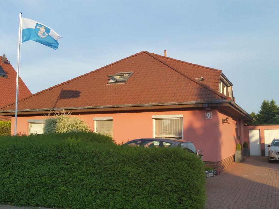 Ferienwohnung haus friese hooksiel wangerland firma for Haus finden