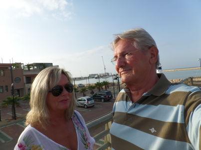Ihr Gastgeber Horst und Rosemarie Glas