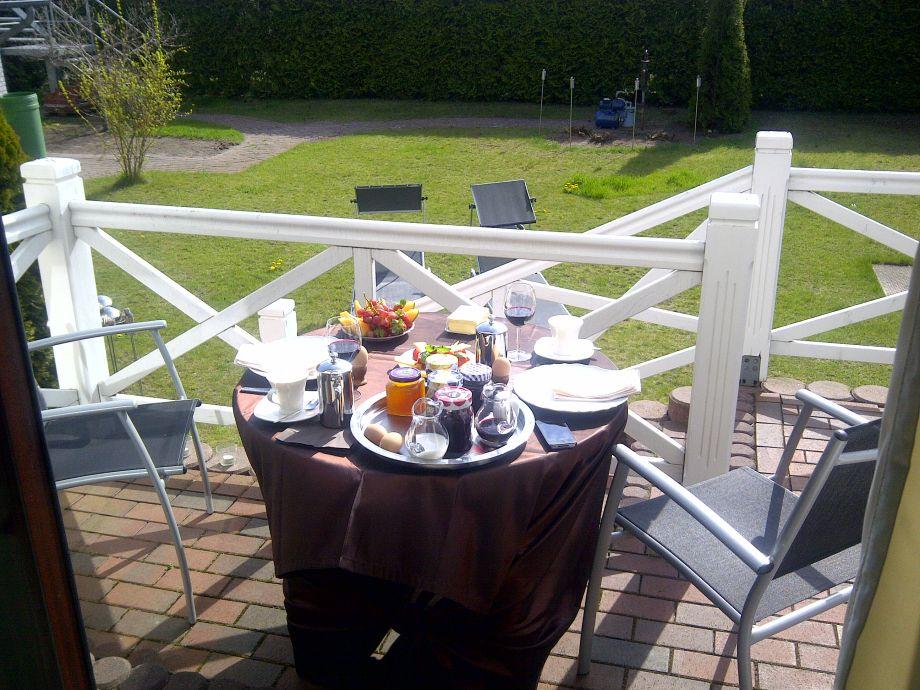 Frühlingsfrühstück zu Zweit