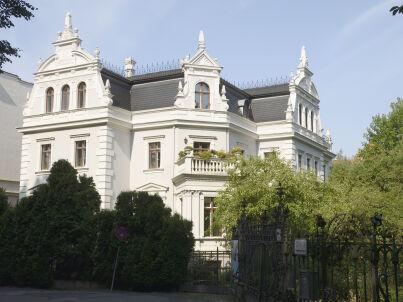 Villa am Stadtpark