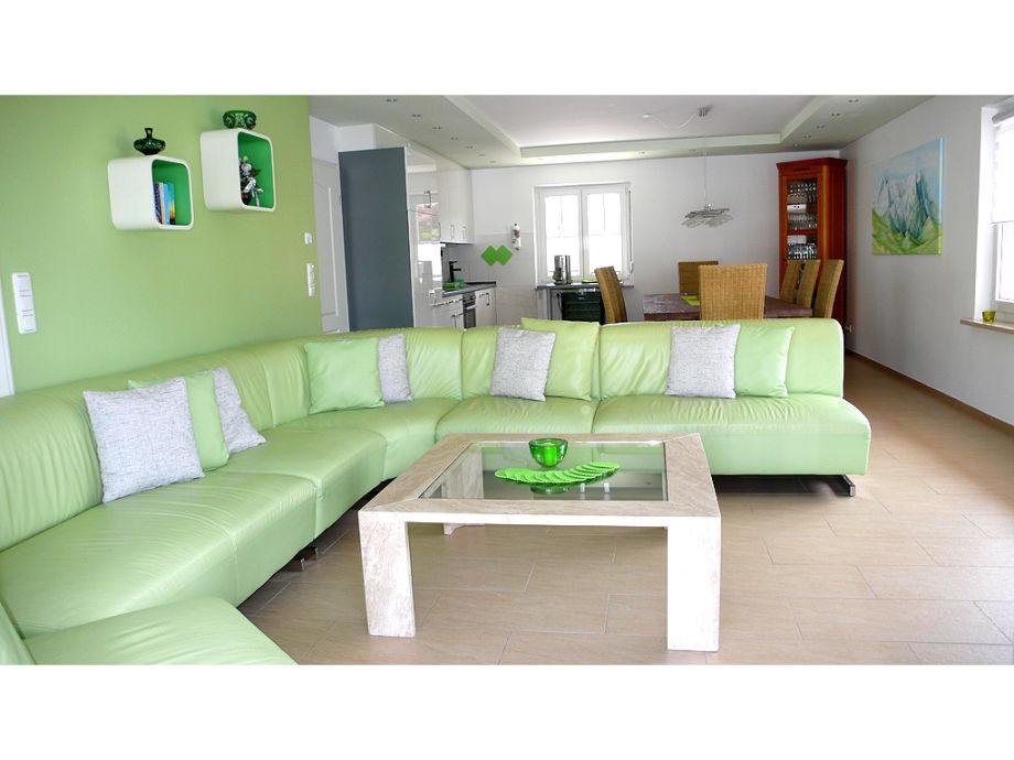 Großer komfortabler Wohnraum