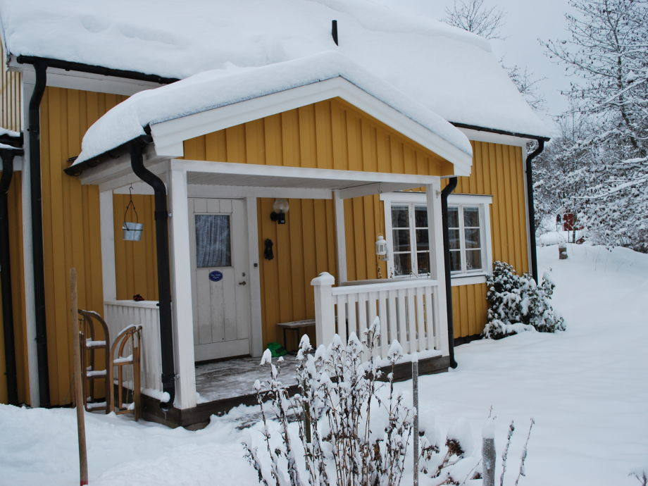 Winterzeit in Högarör
