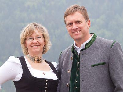Ihr Gastgeber Gerhard Schwemmbauer