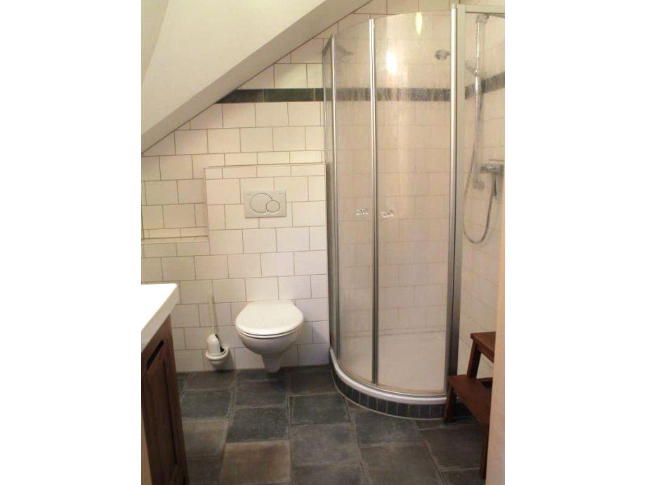 Ferienwohnung sanderhus wohnung backbord norderney for Modernes bad mit dusche
