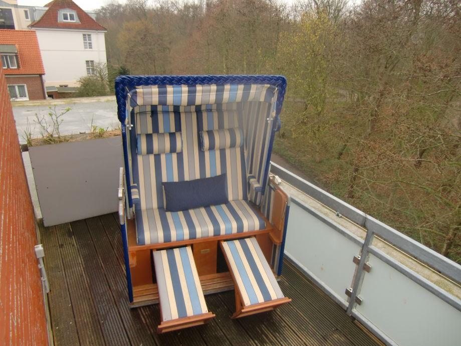 ferienwohnung parkblick sch nes mini penthouse mit dachterrasse norderney firma. Black Bedroom Furniture Sets. Home Design Ideas