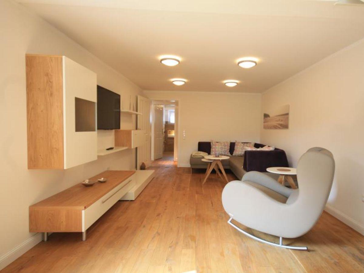 Ferienhaus wind welle norderney firma vermietservice for Modern eingerichtete wohnzimmer
