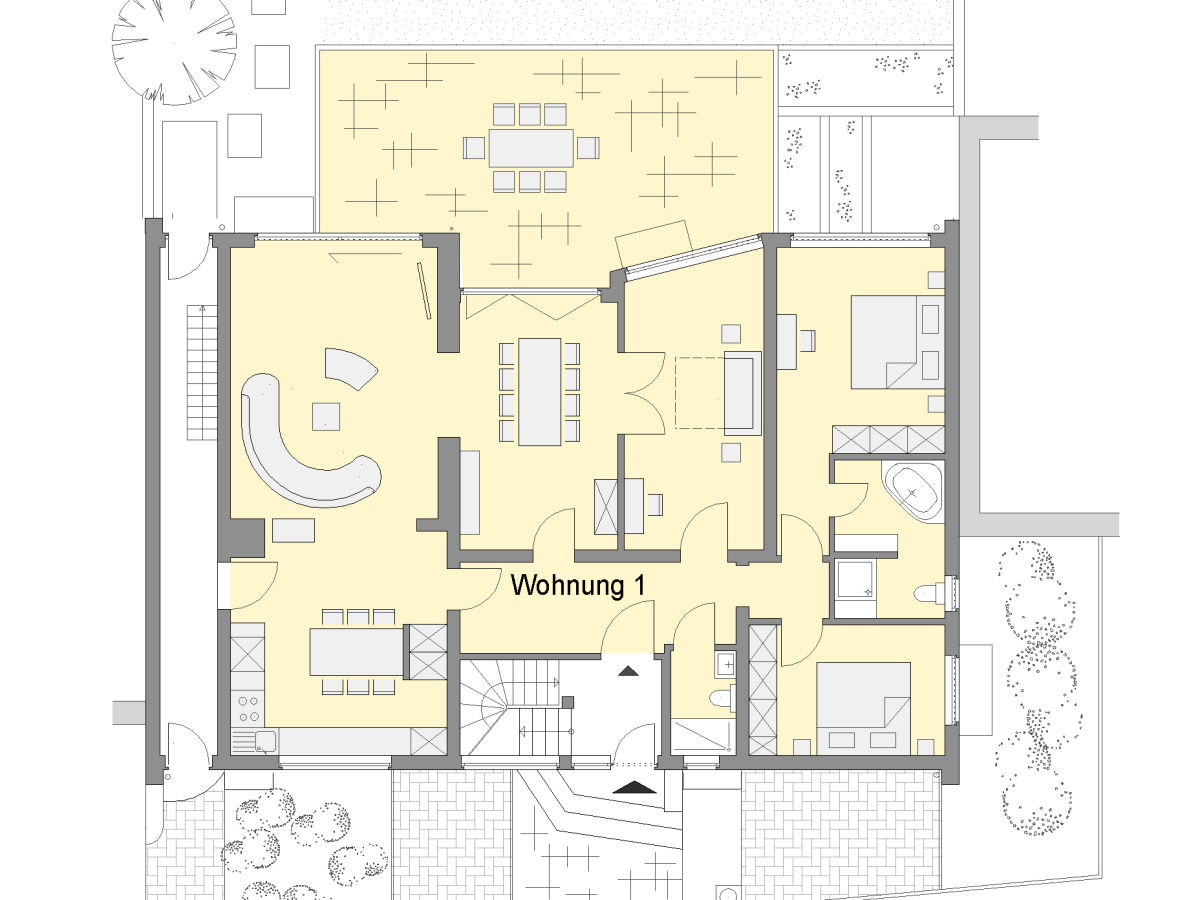 ferienwohnung villa nordwind eg norderney firma vermietservice anke onkes fritsching firma. Black Bedroom Furniture Sets. Home Design Ideas