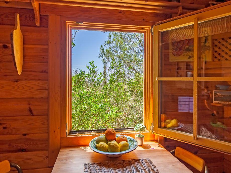 Küchenfenster Blick
