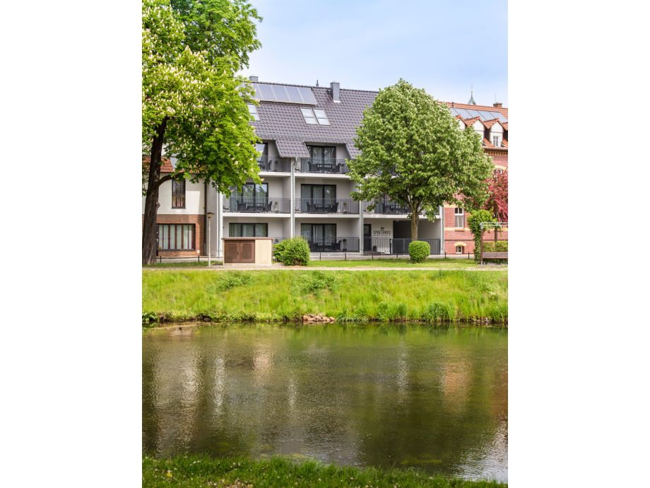 Spreehaus Apartments an der Spree