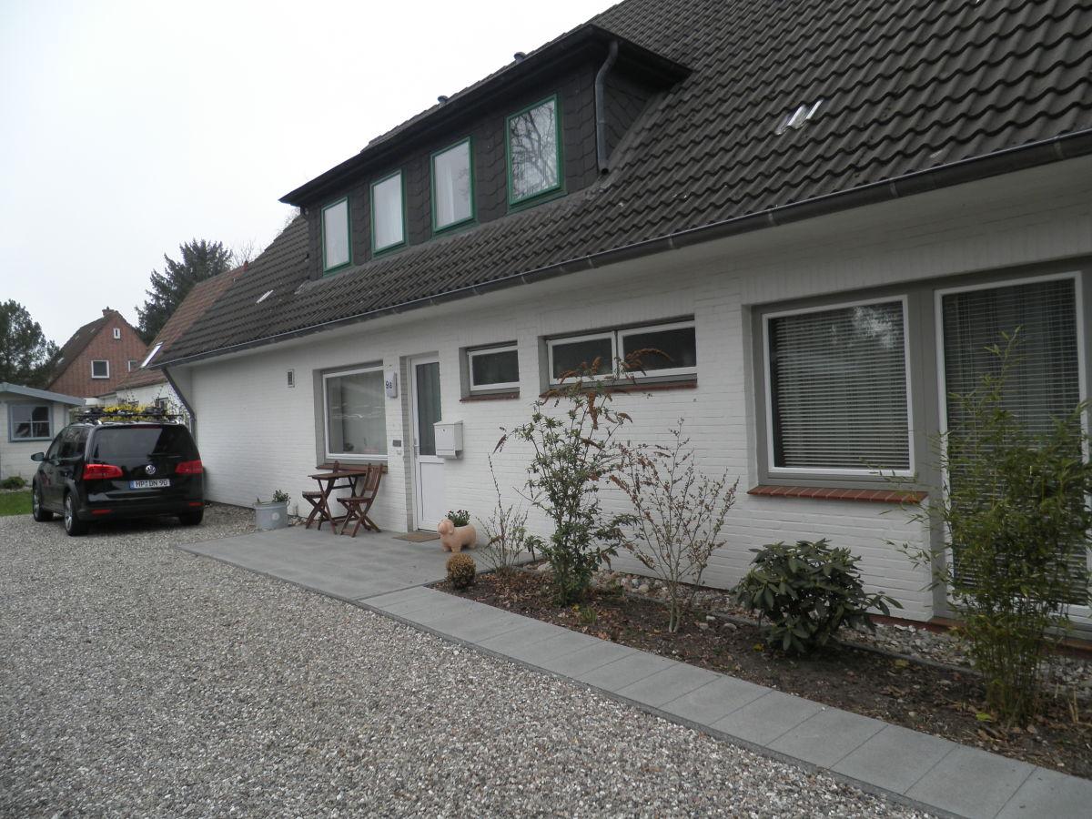 Ferienwohnung Vöpel Halbinsel Eiderstedt Firma Haus am