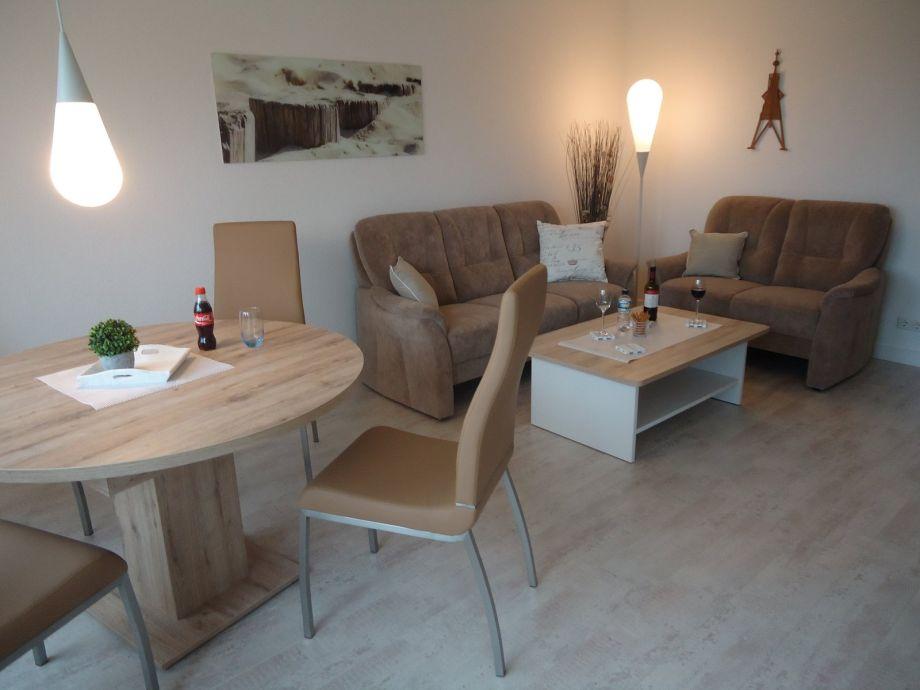Wohnbereich mit Essecke