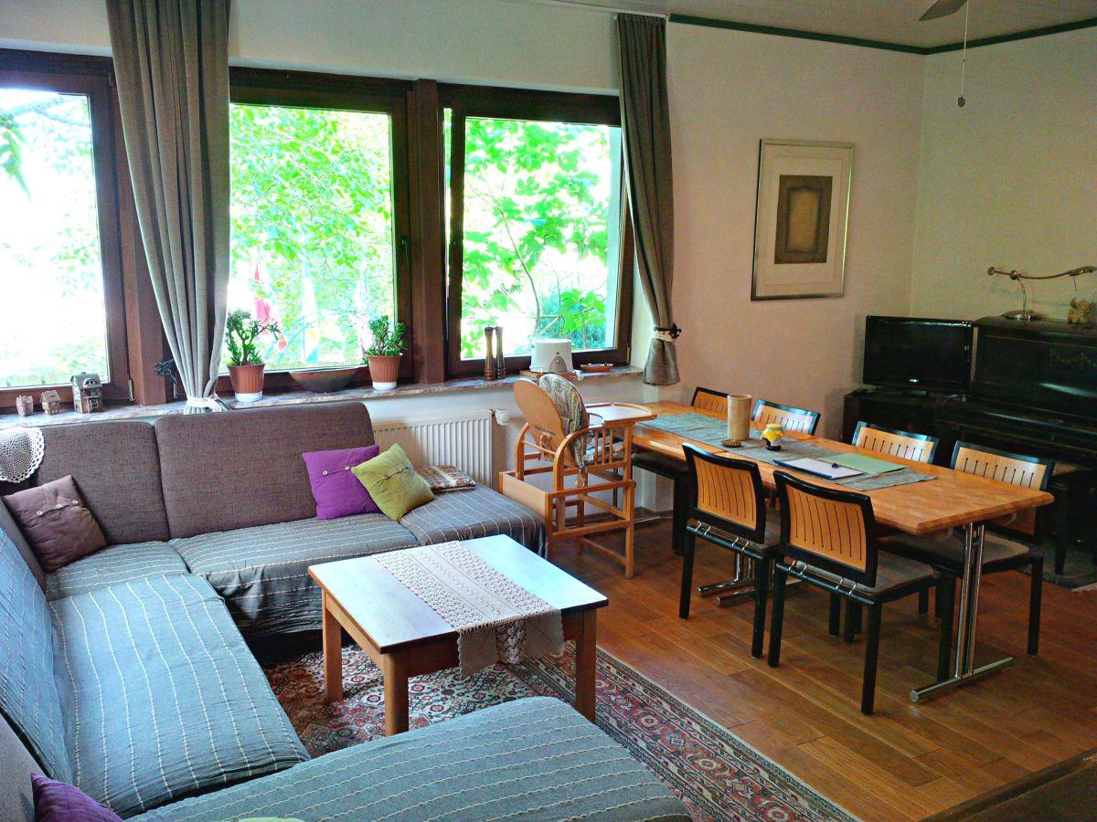 Küche Wohn- und Esszimmer mit Kamin und Ventilator Wohn/Esszimmer mit ...