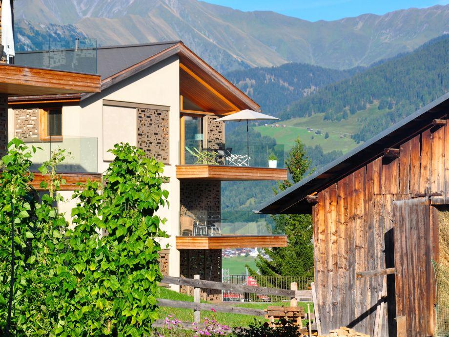Eco-Design penthouse Casa Lumnezia