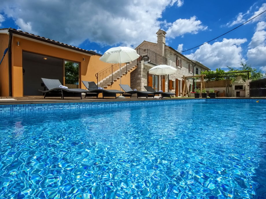 Villa mit privatem Pool