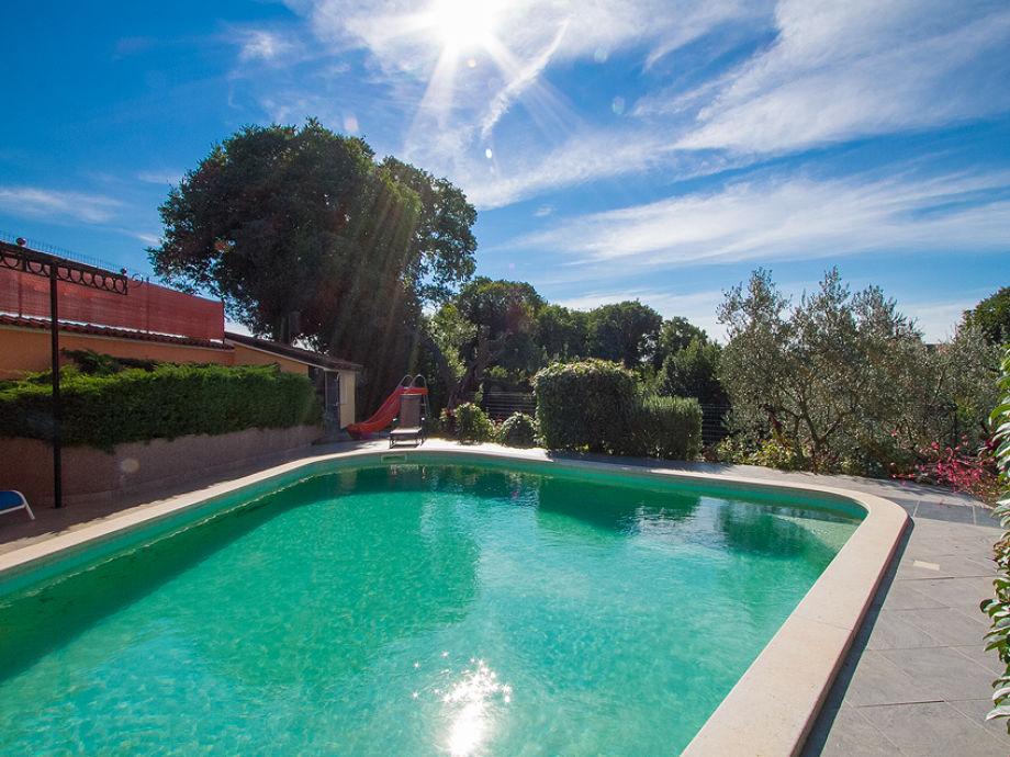 Außenaufnahme Villa Palma