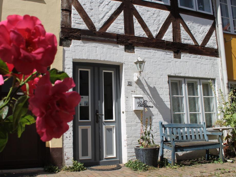 Historisches Altstadt-Fachwerk-Ganghaus