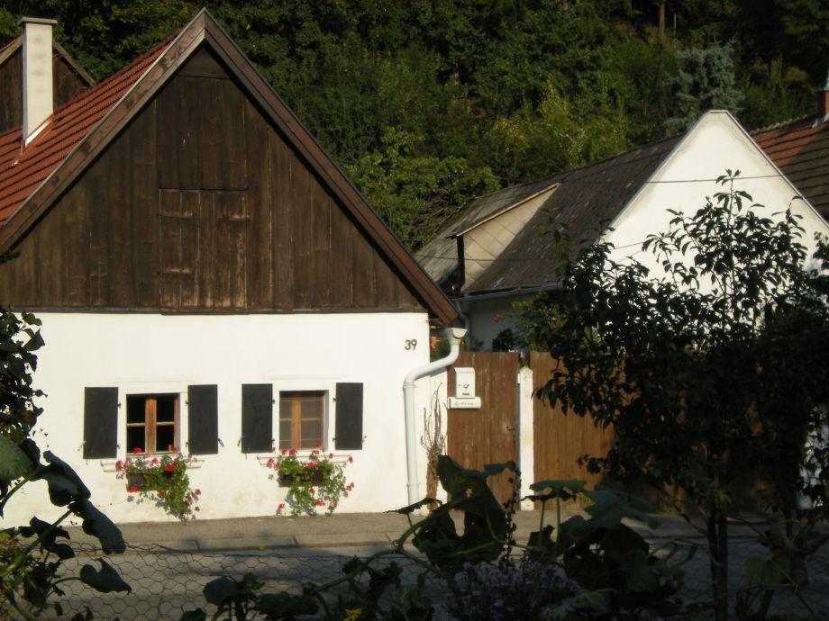 Burgenlandhaus, grosses u. kleines Haus