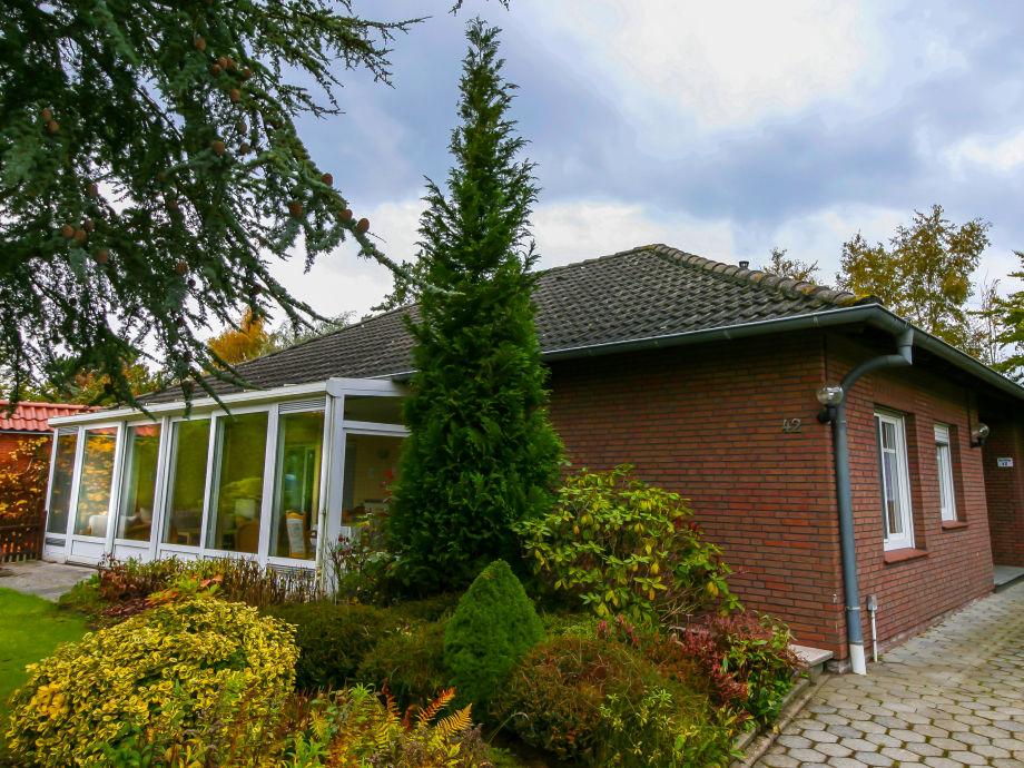 Ferienhaus Waterlösen - Bungalow mit Wintergarten
