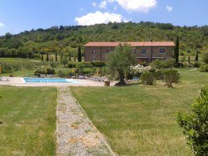Ferienwohnung auf dem Bauernhof Podere I Massoni