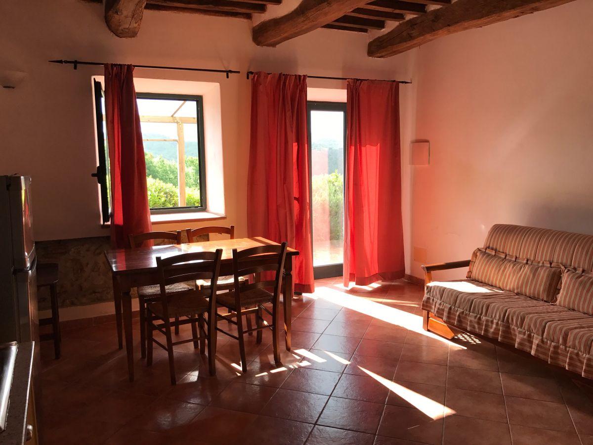 ferienwohnung 1 zimmer apartment agriturismo san ottaviano. Black Bedroom Furniture Sets. Home Design Ideas
