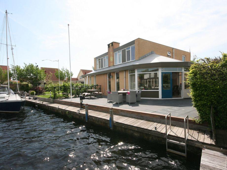 ferienhaus kolgans ijsselmeer lemmer firma aqua state ferienwohnungen frau nina goudberg. Black Bedroom Furniture Sets. Home Design Ideas