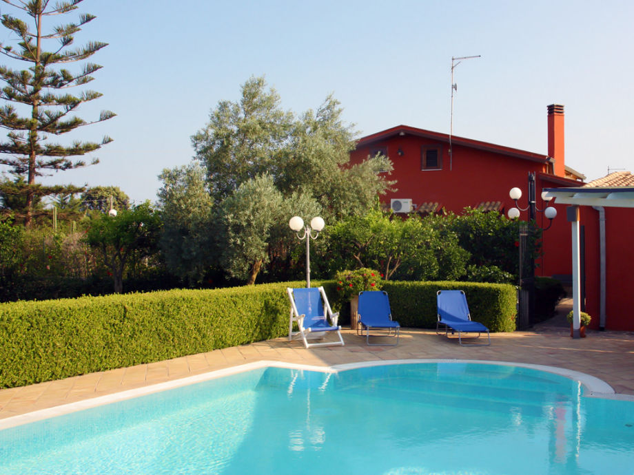 Villa Giulia mit privatem Pool