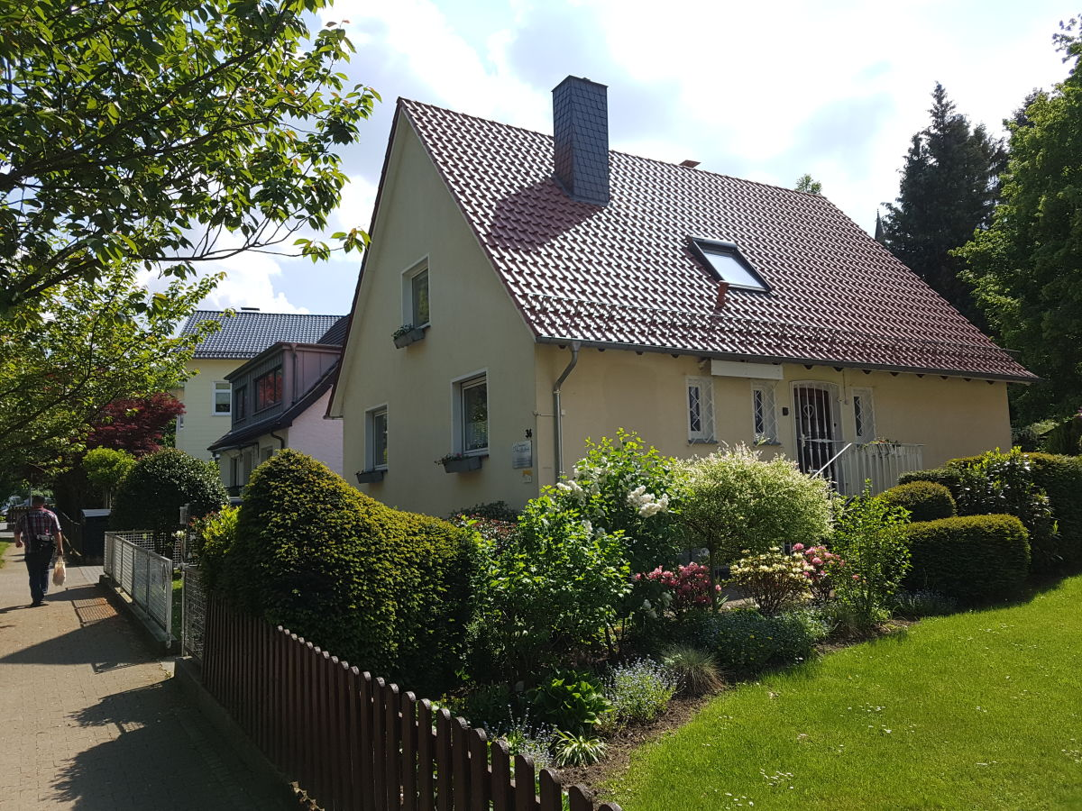 Ferienhaus Am Stadtpark Bad Harzburg Frau Sandra Fricke Zeiss