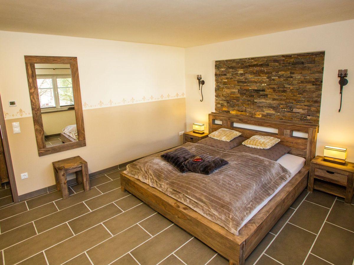 Ferienwohnung wildnisresidenz kolonial bayerischer wald - Schlafzimmer kolonial ...