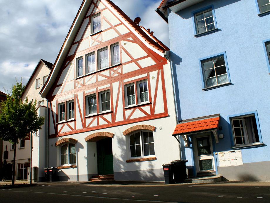 Unser Haus in der Schlossstrasse