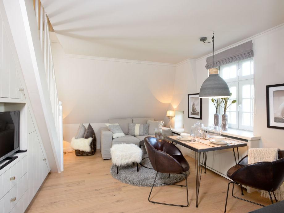 Ausstattung Witthüs 15 - stilvoll Wohnen unter Reet