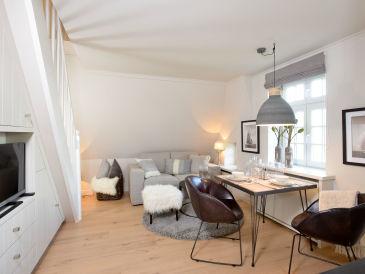 Ferienwohnung Witthüs 15 - stilvoll Wohnen unter Reet