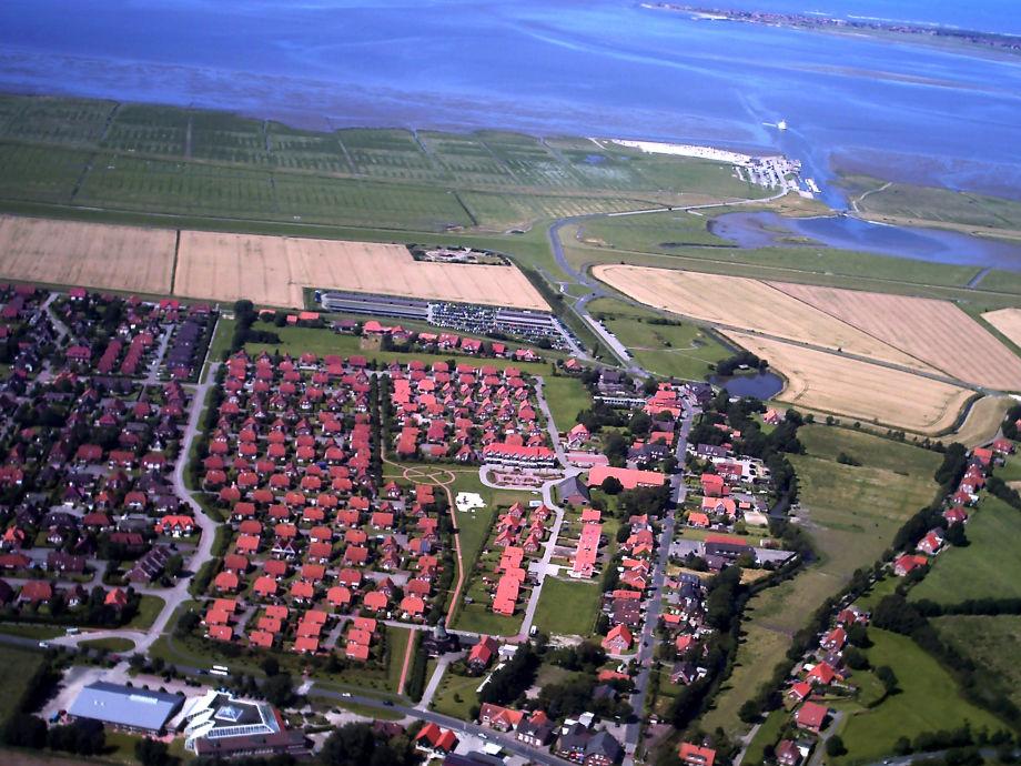Ferienhaus Deichkrone, Nordsee Nordseeküste Ostfriesland ...