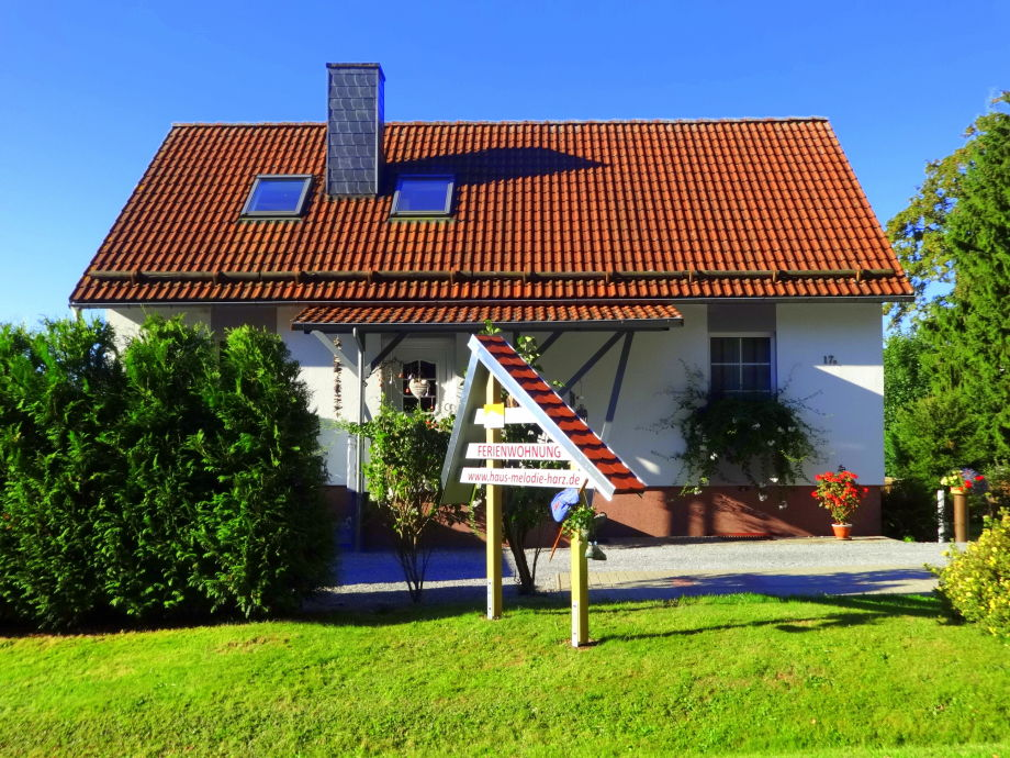 Harz-lich Willkommen im schönen Haus Melodie