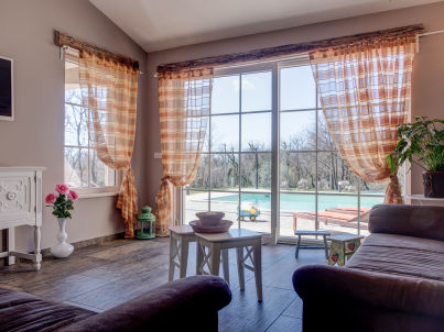 Ferienwhonung Villa Kabola mit privatem pool in der nahe vonPula