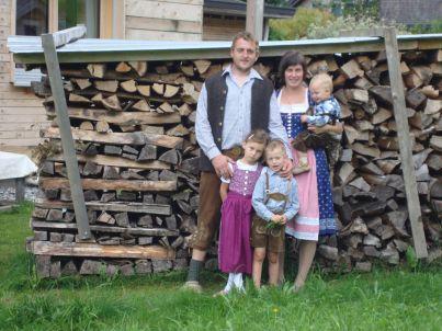 Ihr Gastgeber Andrea und Markus Bär