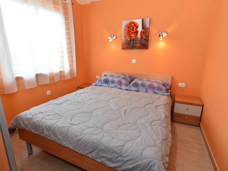 Ferienwohnung Orange in Medulin