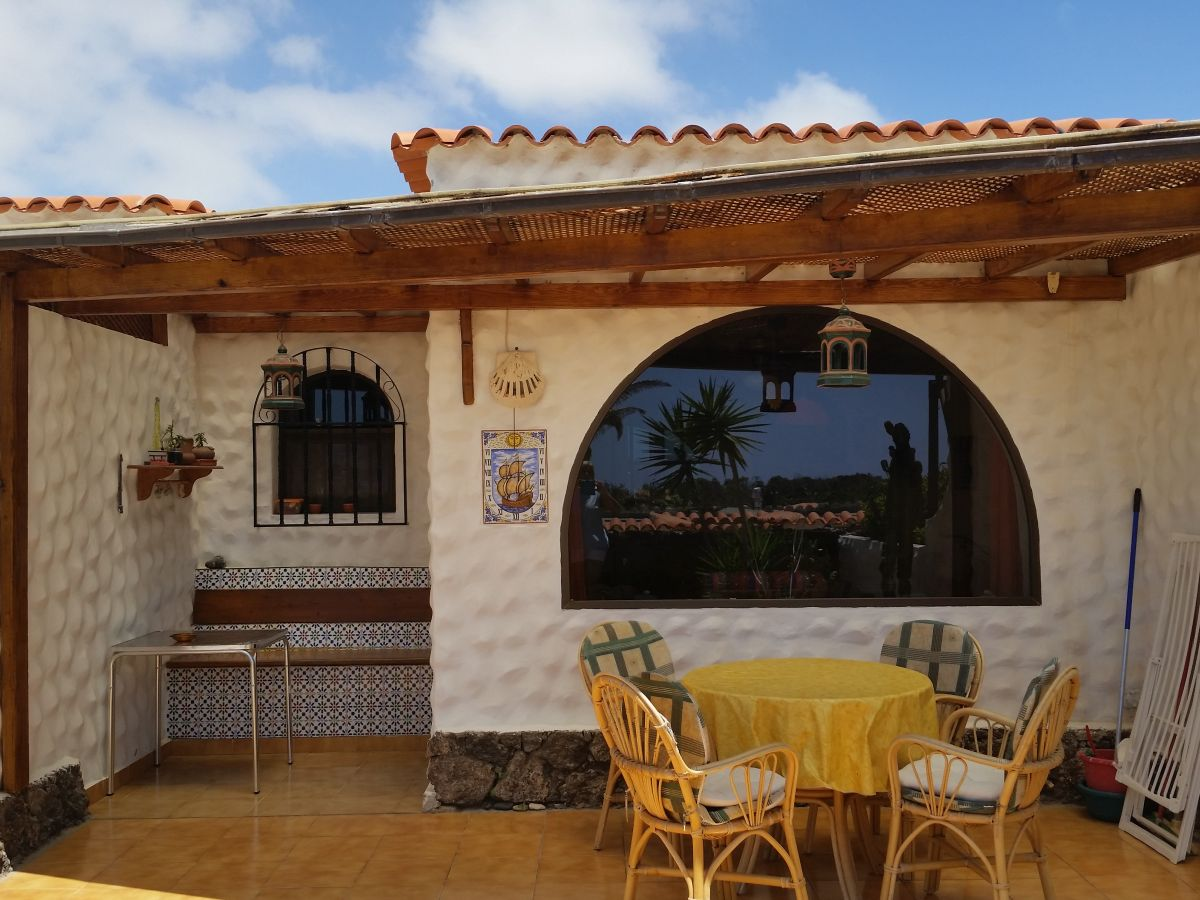Bungalow A 17 In Anlage Mit Pool Costa Calma Familie China