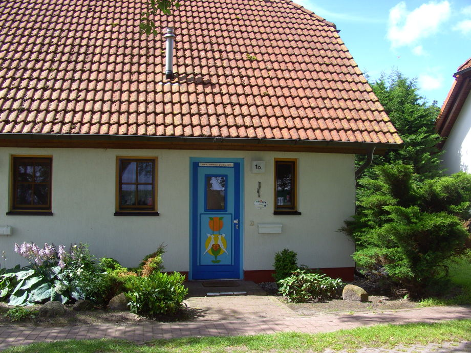 Hirtenstraße 1 D Hauseingang