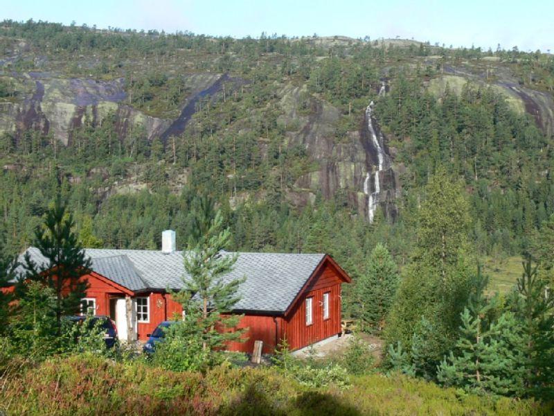 Ferienhaus Norgehytte