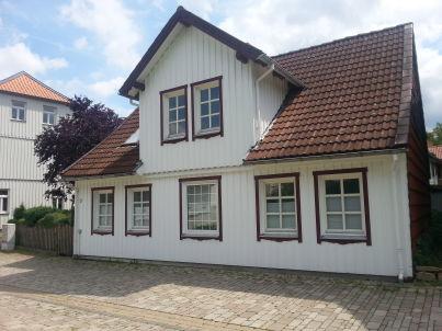 """""""Kleines weißes Haus"""""""