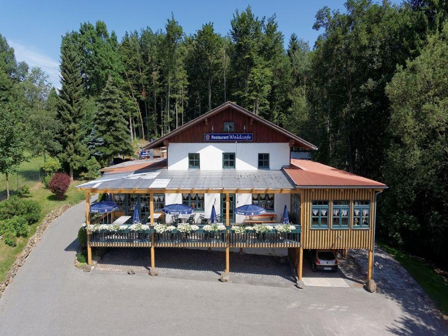 Ferienwohnung Waldcafe