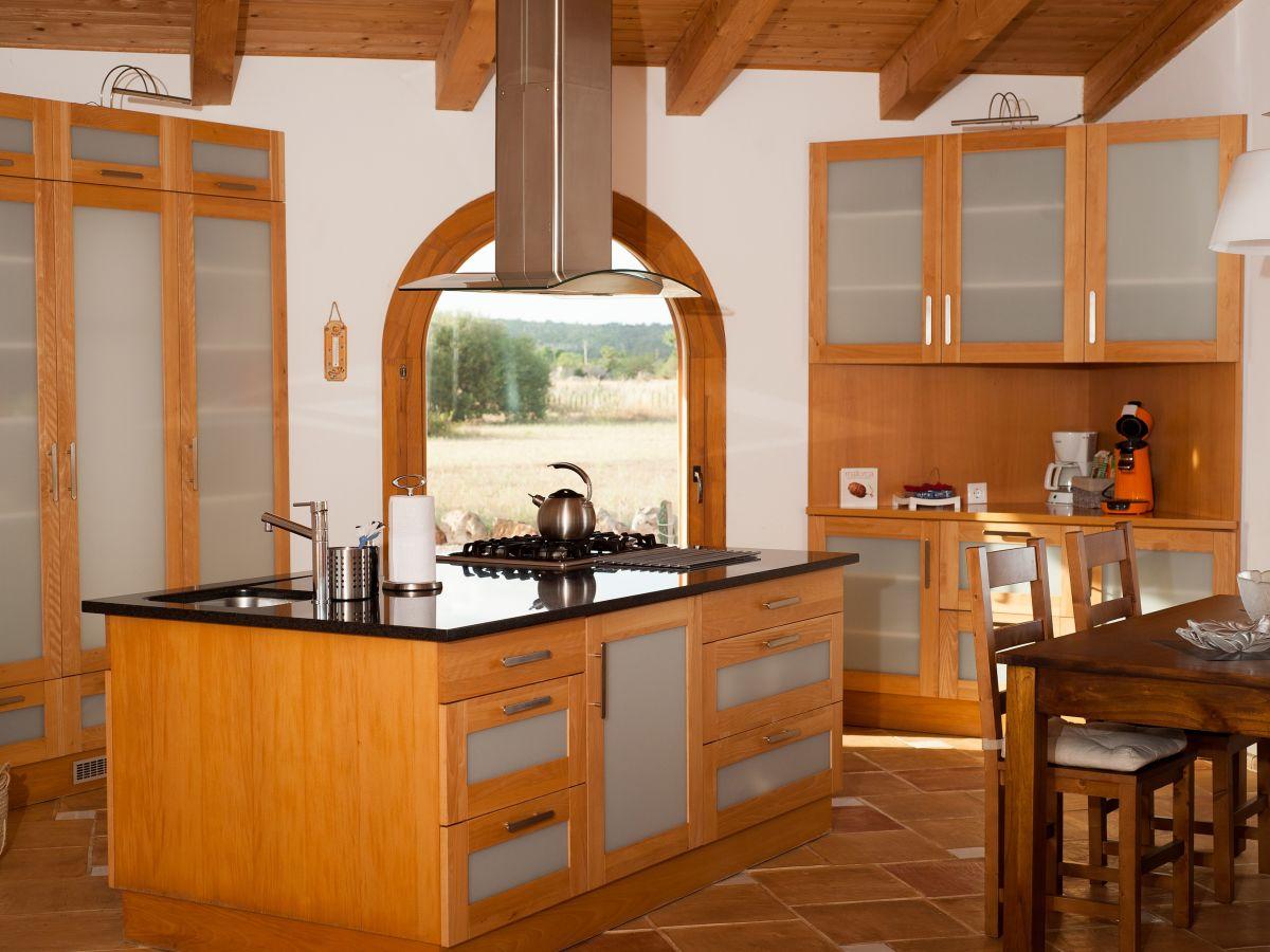 Kücheninsel Mit Gasherd ~ finca c'an sebastia, mallorca frau heike frömmter