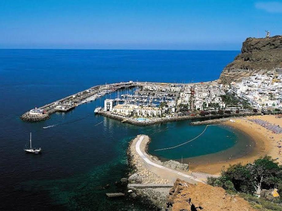 Hafen Puerto de Mogan