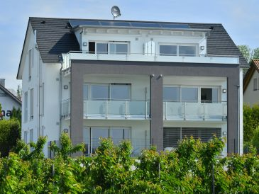 Holiday apartment C in the holiday home TraumBlick
